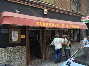 Sidreria A Cañada Alonso Del Barco 4 T 91 467 03 25 Www Sidreriaacanada Com Rebajas Barcos Restaurantes