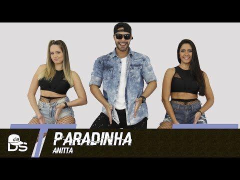 Paradinha Anitta Cia Daniel Saboya Coreografia Youtube
