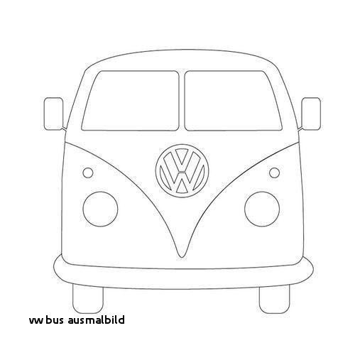 vw bus ausmalbild  my blog