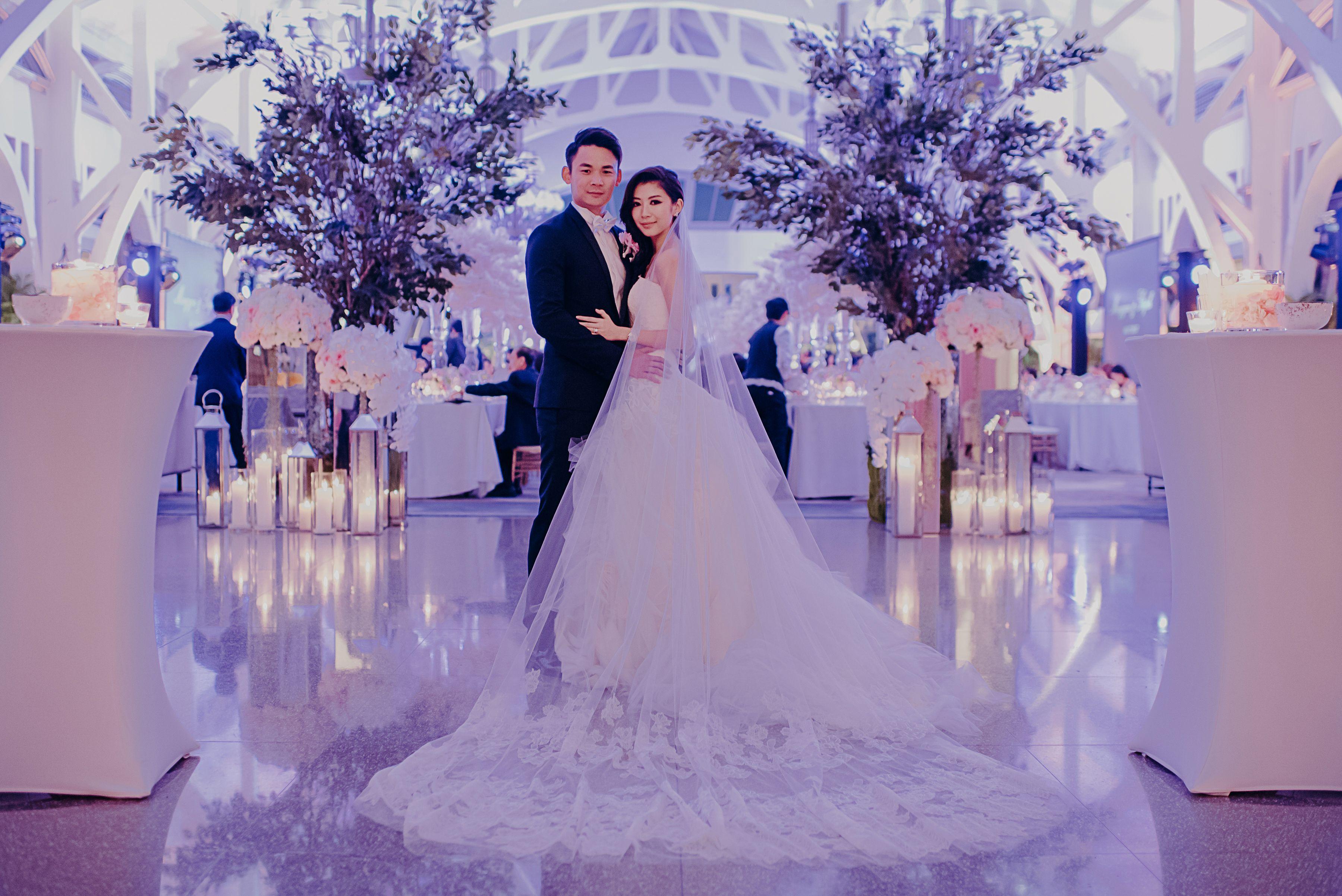 Photography Antelope Studios Florist Fiore Dorato Gown Vera Wang Wedding Planner Chere W Crazy Rich Asians Wedding Asian Wedding Themes Movie Theme Wedding