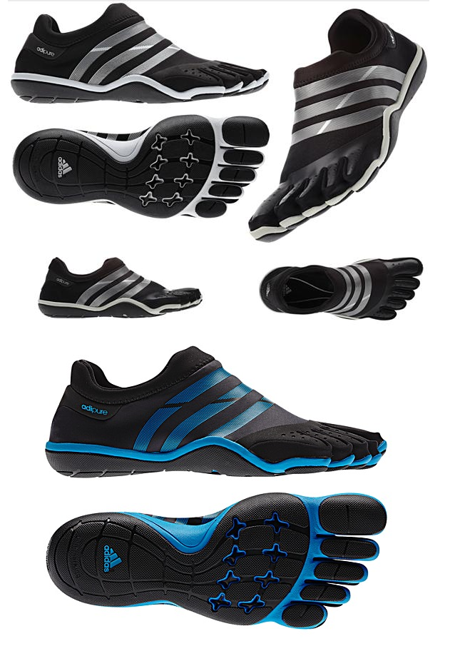 Adidas AdiPure Very cool looking I might get them ! | Finger shoes ...