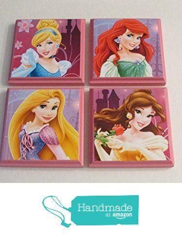 Princess Belle Room Decor Pleasing Disney Princesses Room Wall Plaques  Set Of 4 Princess Girls Room Design Ideas