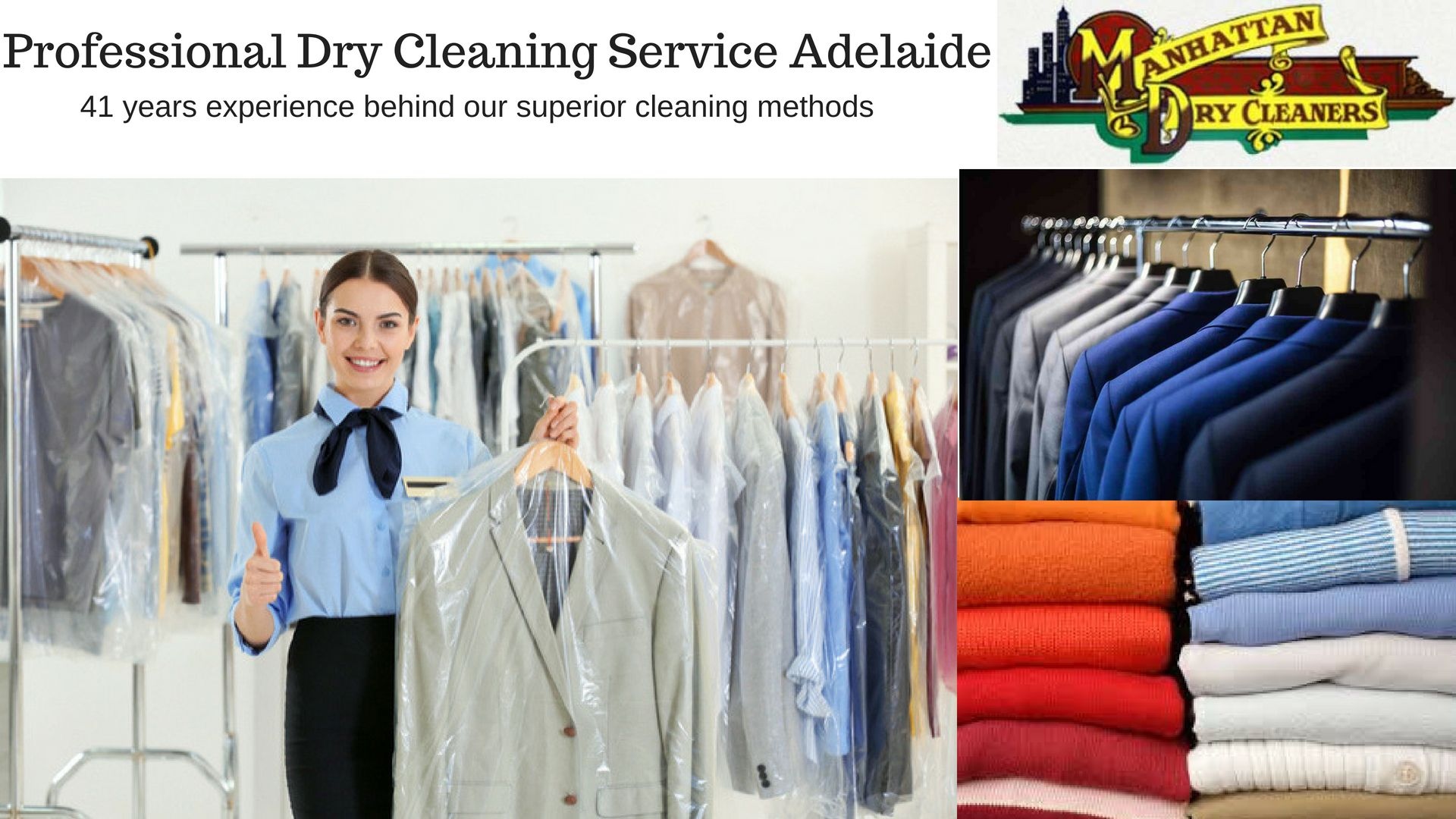 Best Dry Cleaner In Adelaide Gets It Tag By Delivering Constant