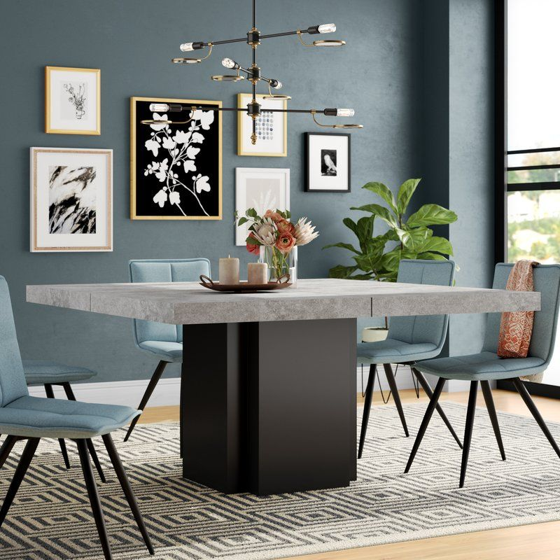 Dion Dining Table Contemporary Dining Table Dining Table