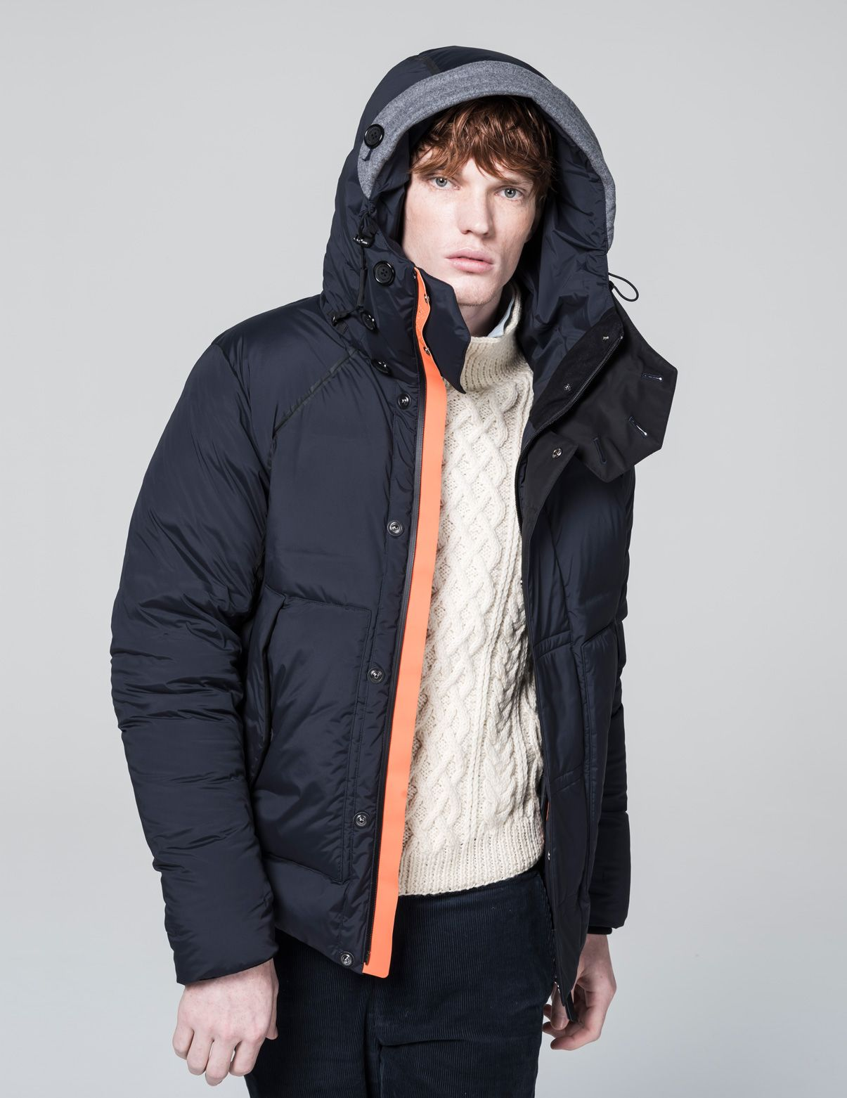 Parajumpers Kegen - The excellence of the classic 90/10 goose down filled coat: extremely light, perfectly waterproof, with an urban look, ...