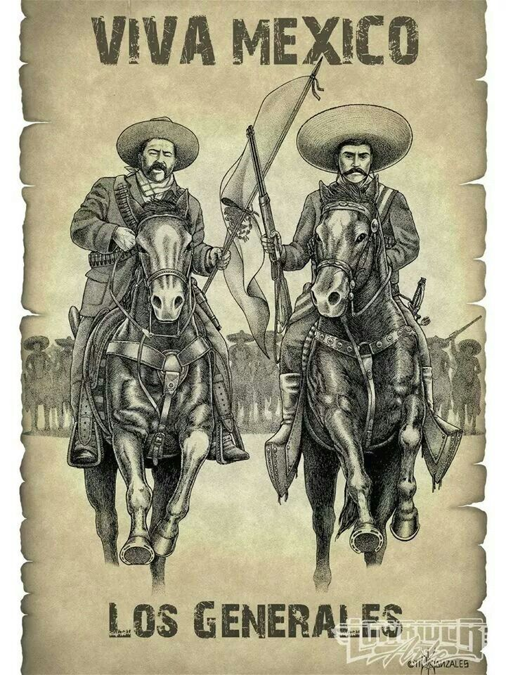 Mexican Revolution Tattoos : mexican, revolution, tattoos, Olay!!!, Mexican, Artwork,, Culture, Revolution