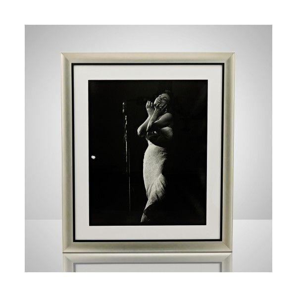 Ralph Lauren Home Eartha Kitt ($595) ❤ liked on Polyvore featuring home, home decor, wall art, art, ralph lauren, ralph lauren home decor and photo wall art