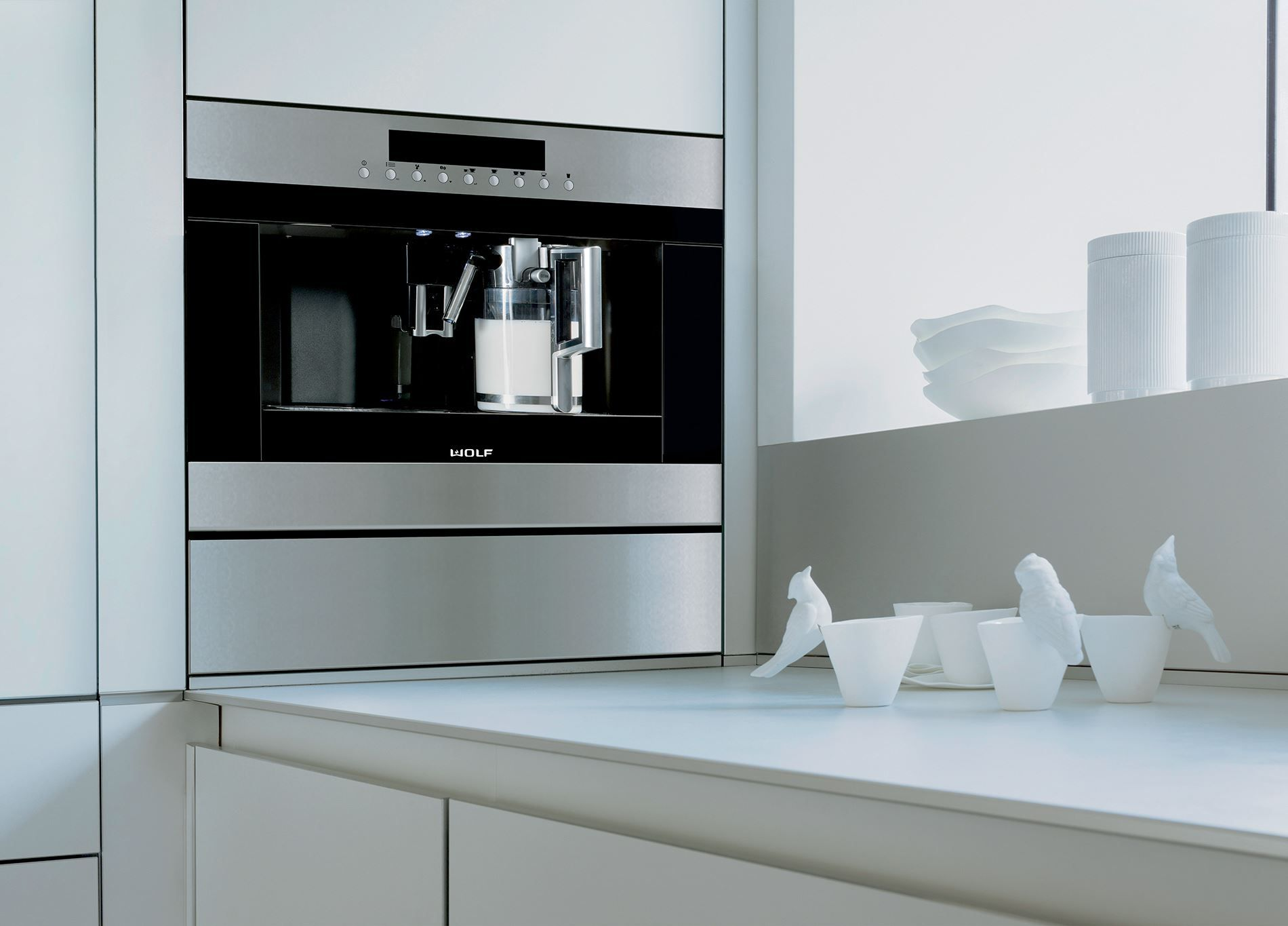 WOLF Coffee Systems Available at Lounsbury Furniture   Dream Kitchen ...