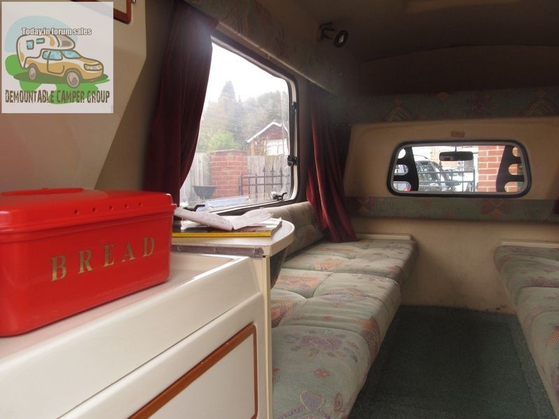 Uk Daihatsu Hijet Romahome Auction 57 1 With Images