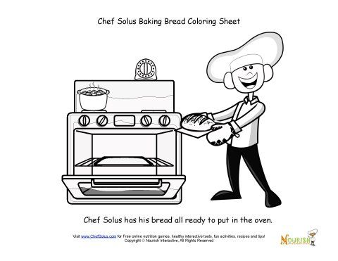 Younger kids may not be able to participate in cooking class but we - fresh coloring pages for may