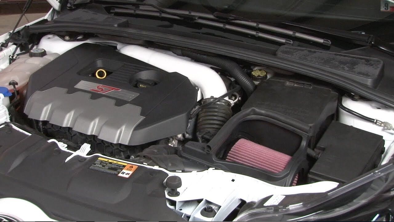 Focus St Cold Air Intake >> Spool Tuning 2013 2014 Focus St Roush Cold Air Intake