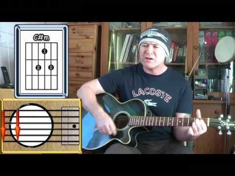 While My Guitar Gently Weeps - The Beatles - Guitar Lesson - YouTube ...