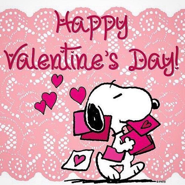 Happy Valentines Day Valentine S Day Snoopy Snoopy Valentine