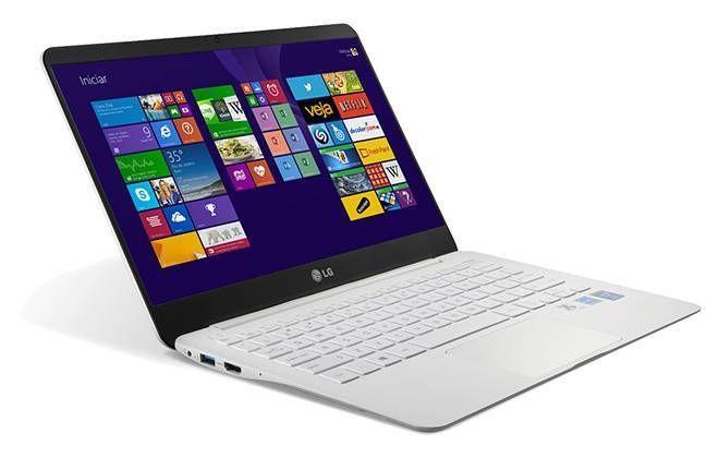 Eternamente Digital: LG lança notebook de menos de 1 kg no Brasil