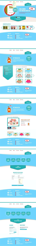 #webdesign #school #project #plof.nl #like #colorful #webshop