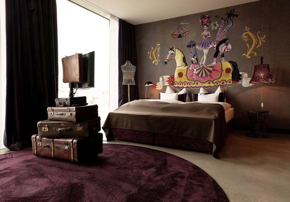 dreimeta25hhotel in vienna  wohnen haus deko coole