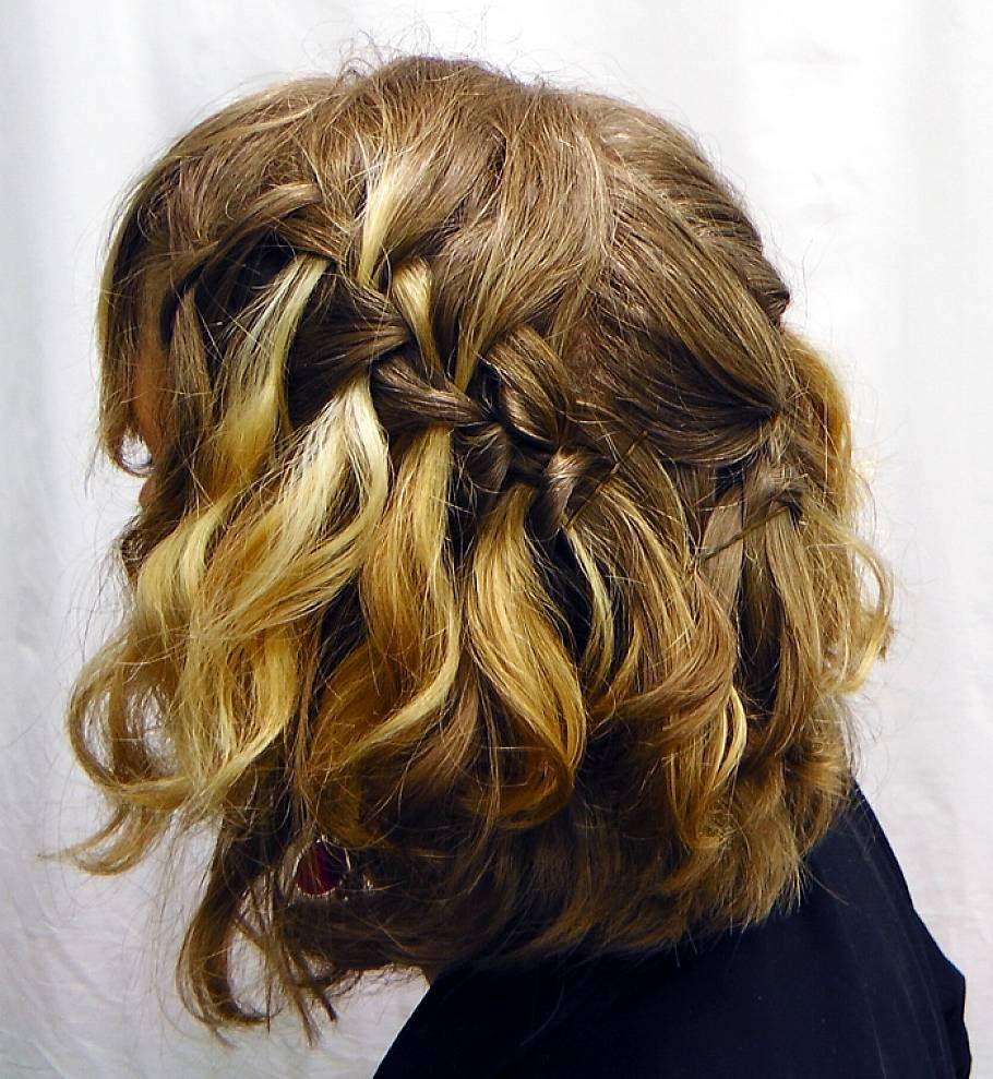 Hairstyles For Short Wavy Hair Cool Braid Hairstyles Braids For Short Hair Short Wavy Hair