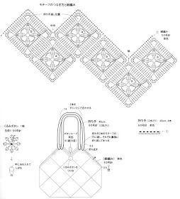 3 Patrones de Bolsos Crochet / en calidad PDF | Todo crochet