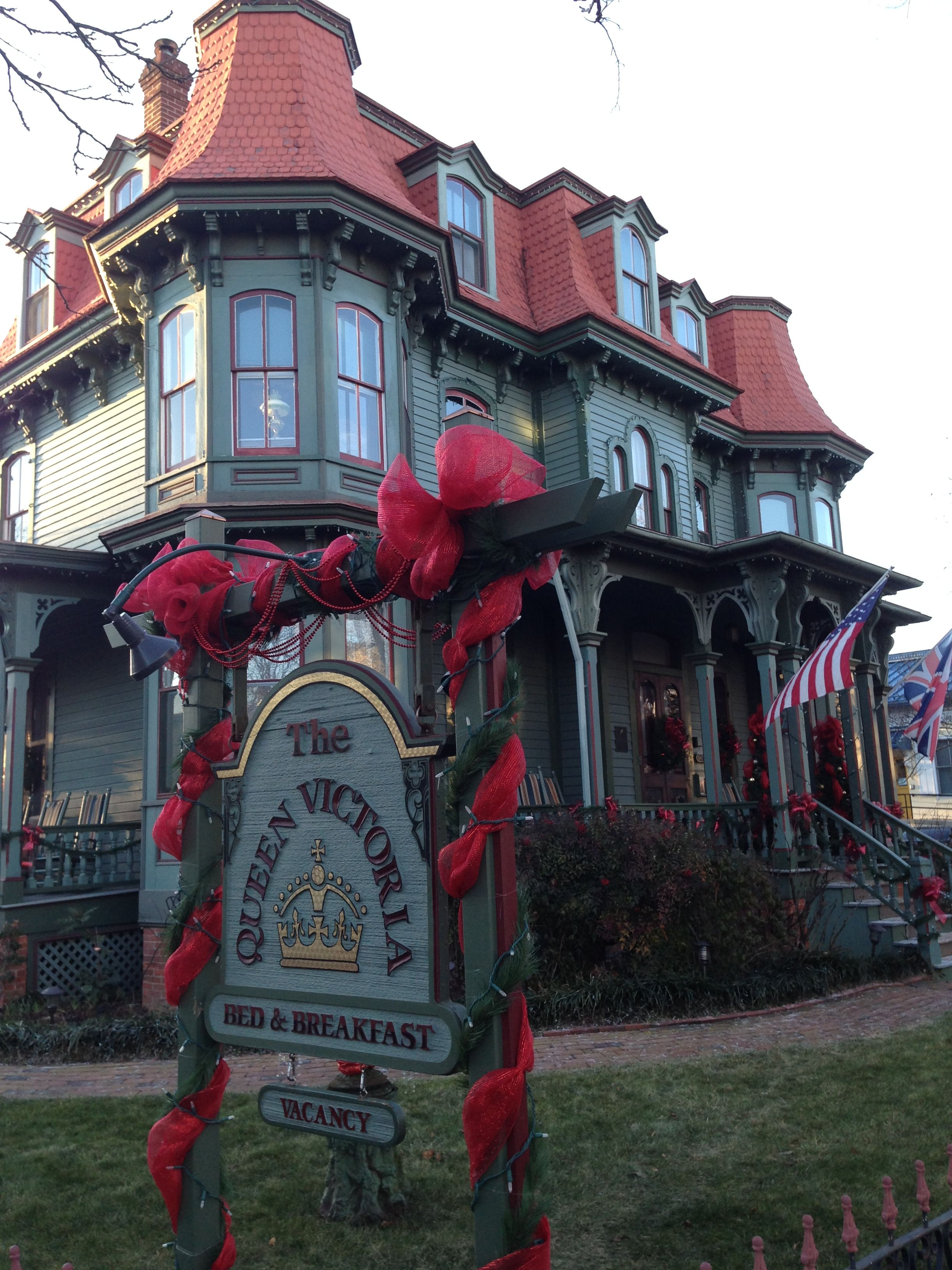 The Queen Victoria Bed & Breakfast Cape May NJ USA