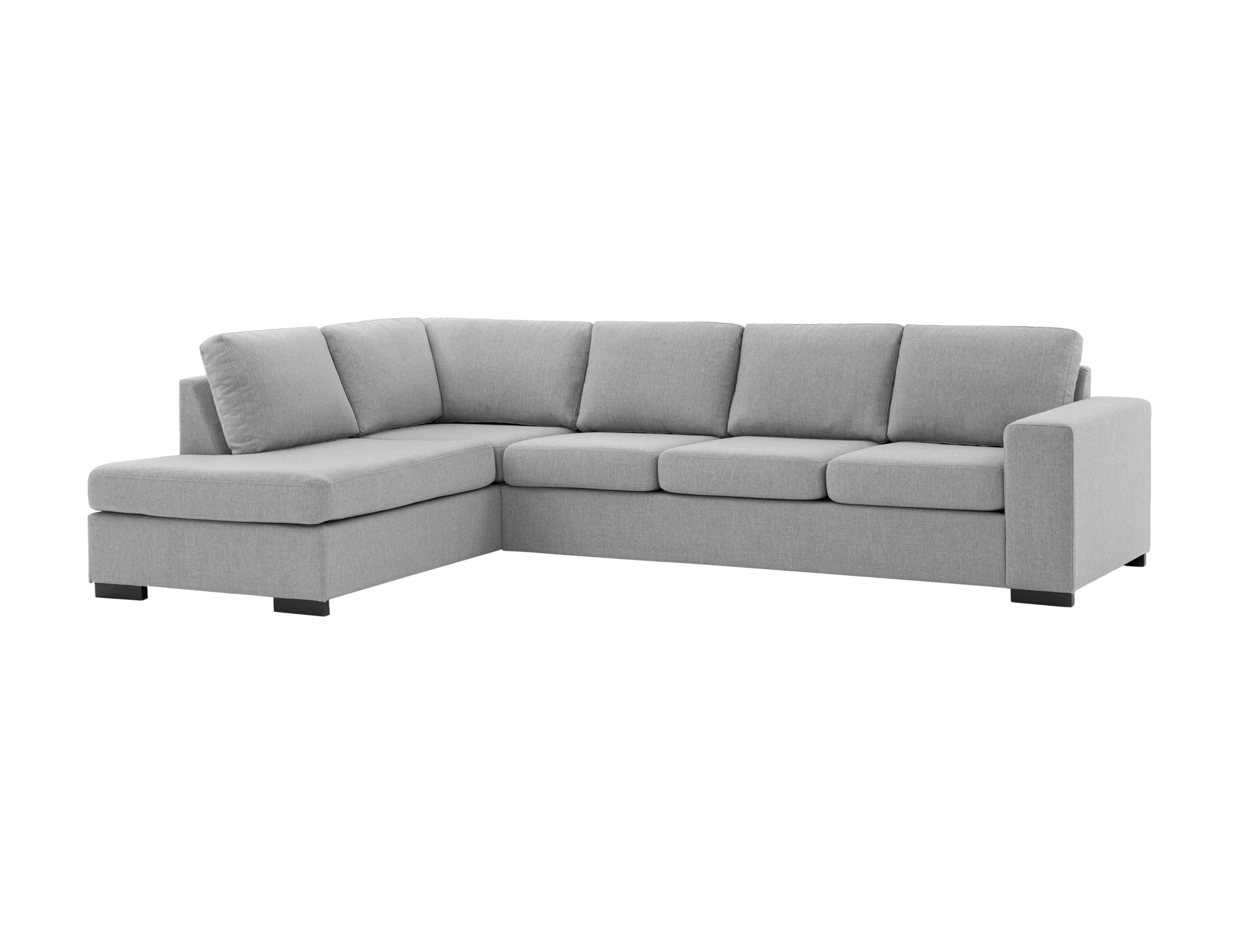 New York Large L Sofa Hellgrau Ecksofas Sofas Fur Den Inn Sectional Couch Couch L Sofas