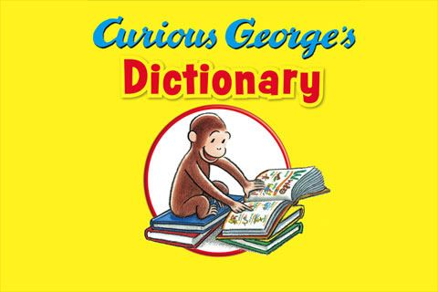 Curious Dictionary App for kids that struggle with