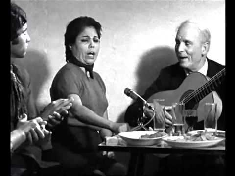 Bernarda de Utrera y Diego de el Gastor - Tientos