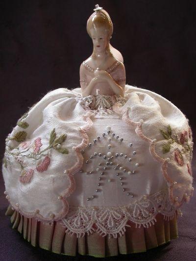 Pincushion doll,
