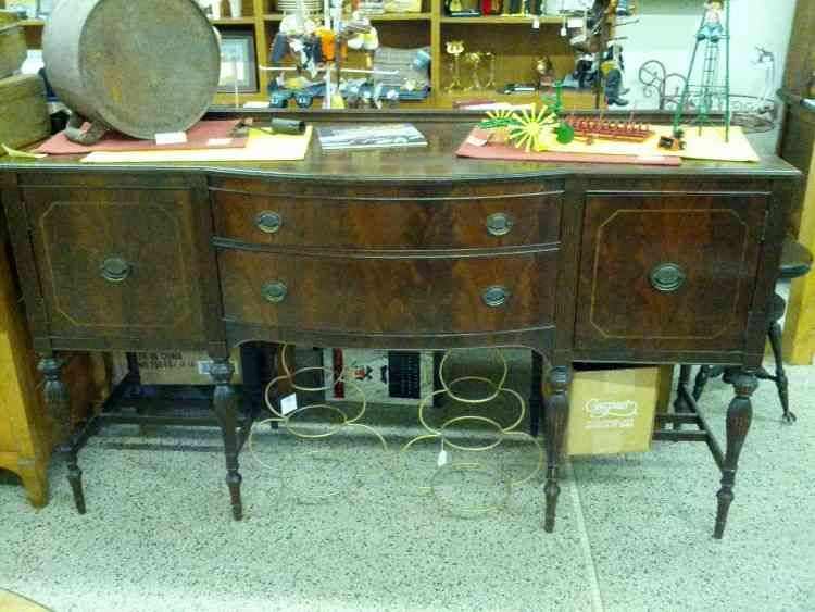 This Beautiful Mahogany Sideboard/buffet Was Made By The Limbert Furniture  Company Of Grand Rapids U0026 Holland MI. Attributable To The Craftsman Van  Raalte, ...