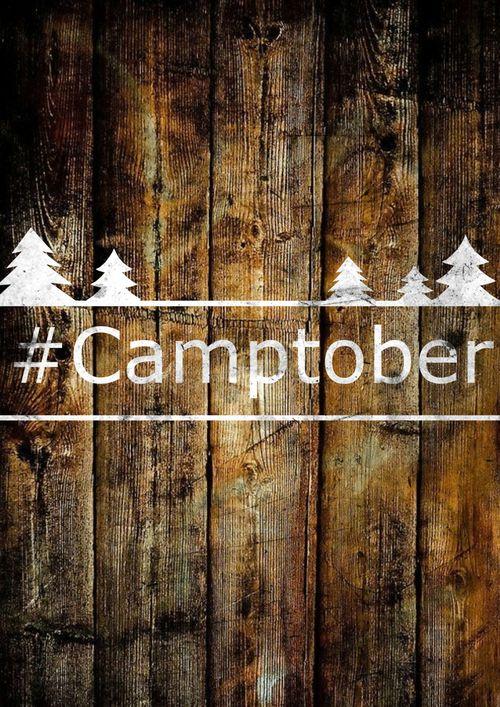 M: Utfordring til meg selv: sove ute i skogen/på fjellet i telt minst en gang iløpet av oktober!