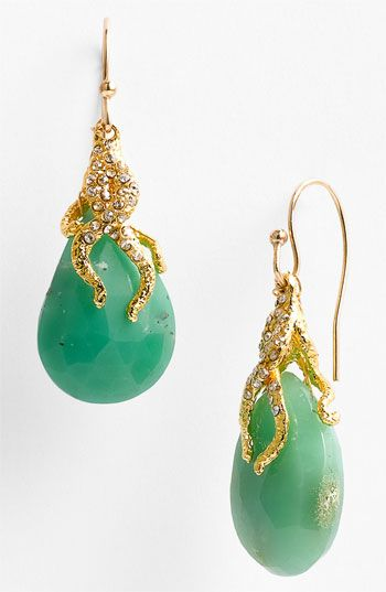 Alexis Bittar 'Elements' Vine Capped Earrings