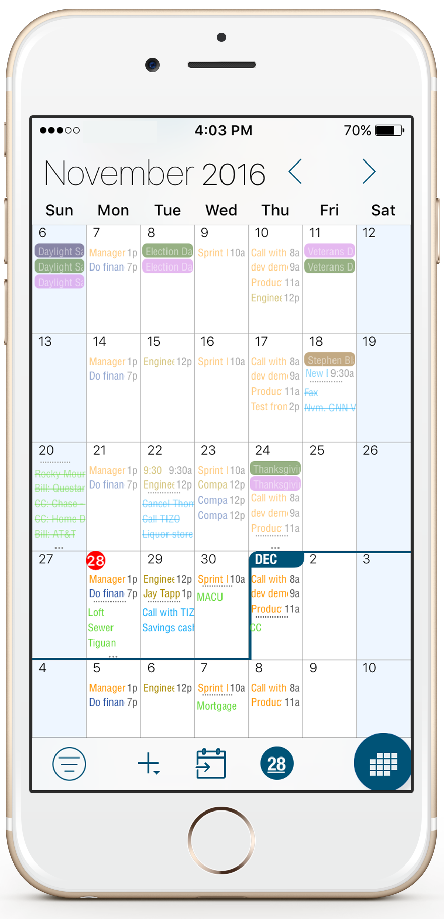 Best Calendar App And Advanced Task Manager For Ios Best Calendar App Best Calendar App Iphone Calendar App