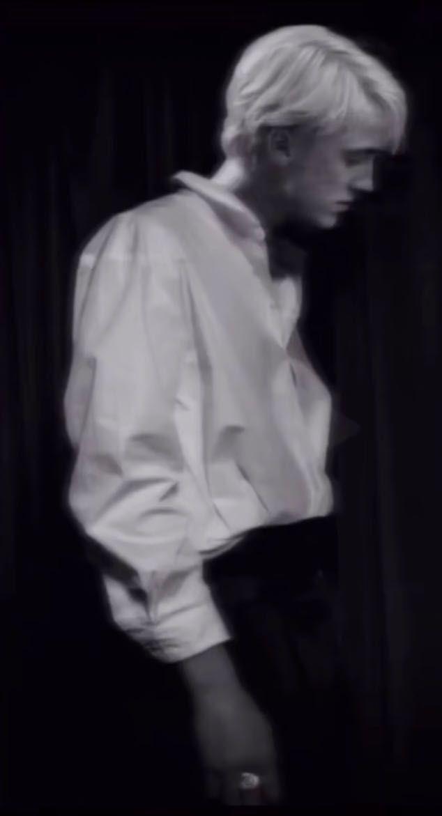 Draco Malfoy-Der Junge der mich doch liebt - ꧁2꧂