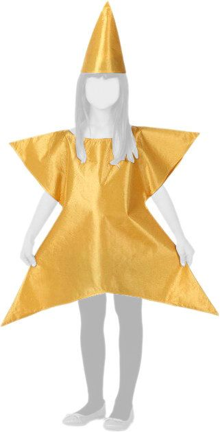 Atosa Disfraz De Estrella Nina Precios Disfraz De Navidad Para