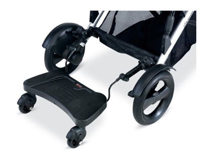 Britax Affinity Stroller Review all terrain with