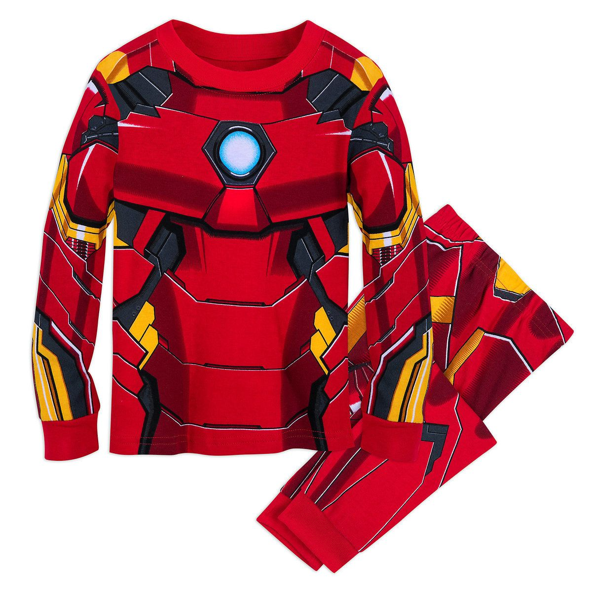 d118dab2d11ef Iron Man Costume PJ PALS for Kids | Boys Clothes | Iron man, Boy ...