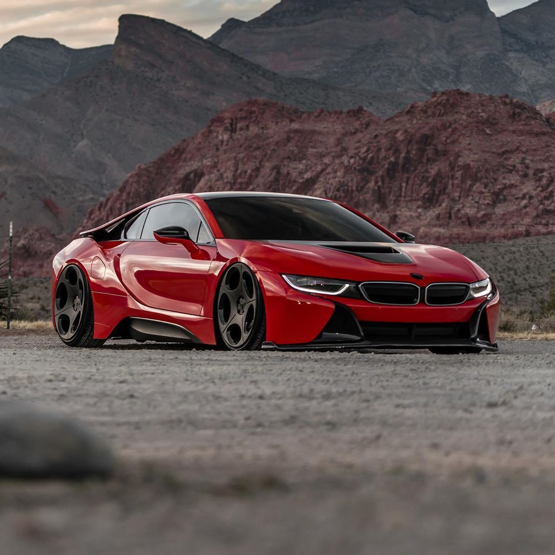 Throwbackthursday To This Stunning Bmw I8 Slammed On Blaque Diamond Bd 77 In Two Tone Black Bmw Classic Cars Bmw Best Classic Cars
