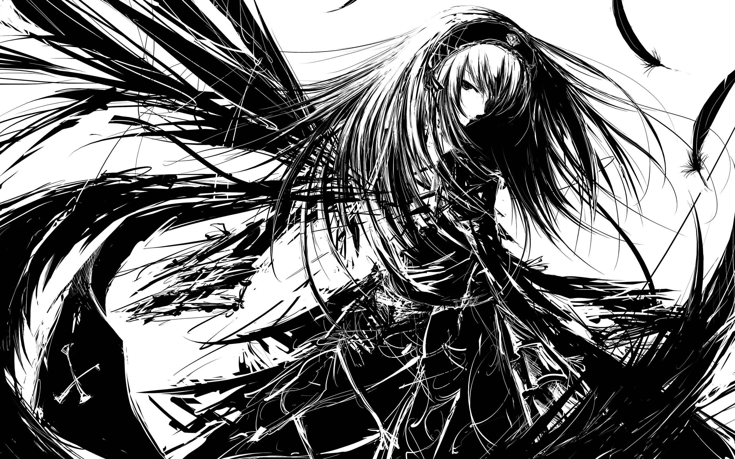 dark anime wallpapers - wallpaper cave | dark art | pinterest | dark