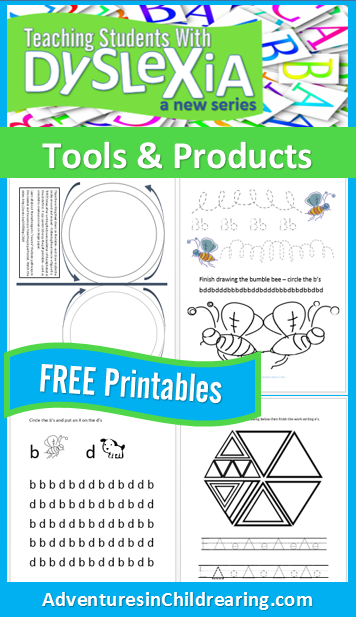 Overcoming Dyslexia Teaching Series: Tools and products ...