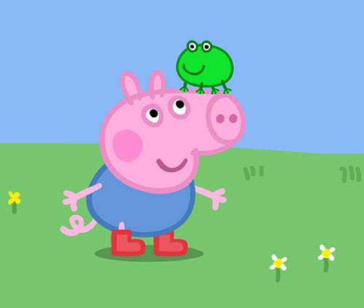 Dedoche-Peppa-Pig---Peppa-Pig-e-George ...