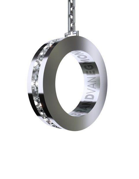 Diamonds from Amsterdam Chandelier - Brand Van Egmond