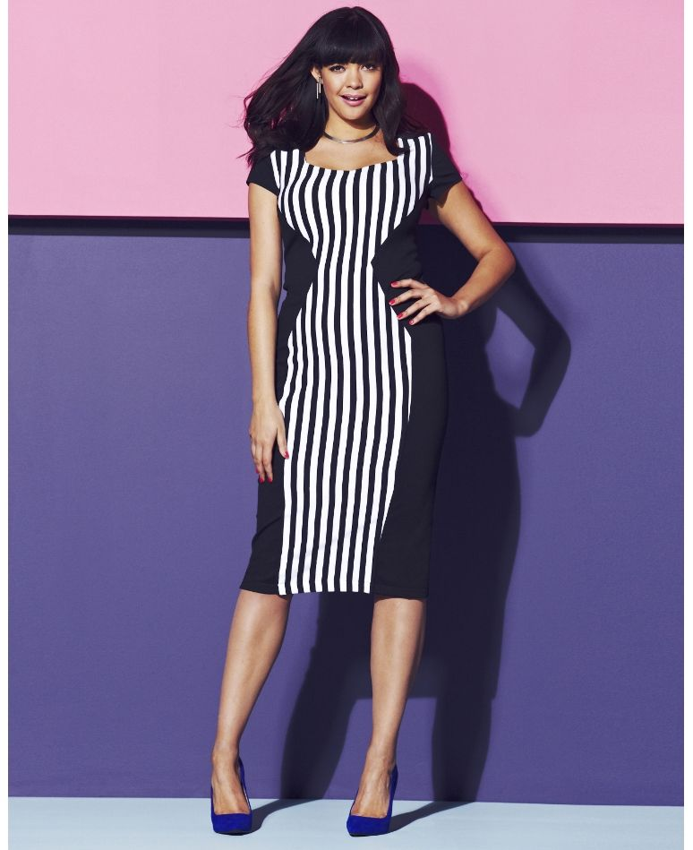 simply be has done it again with this lovely, flattering dress