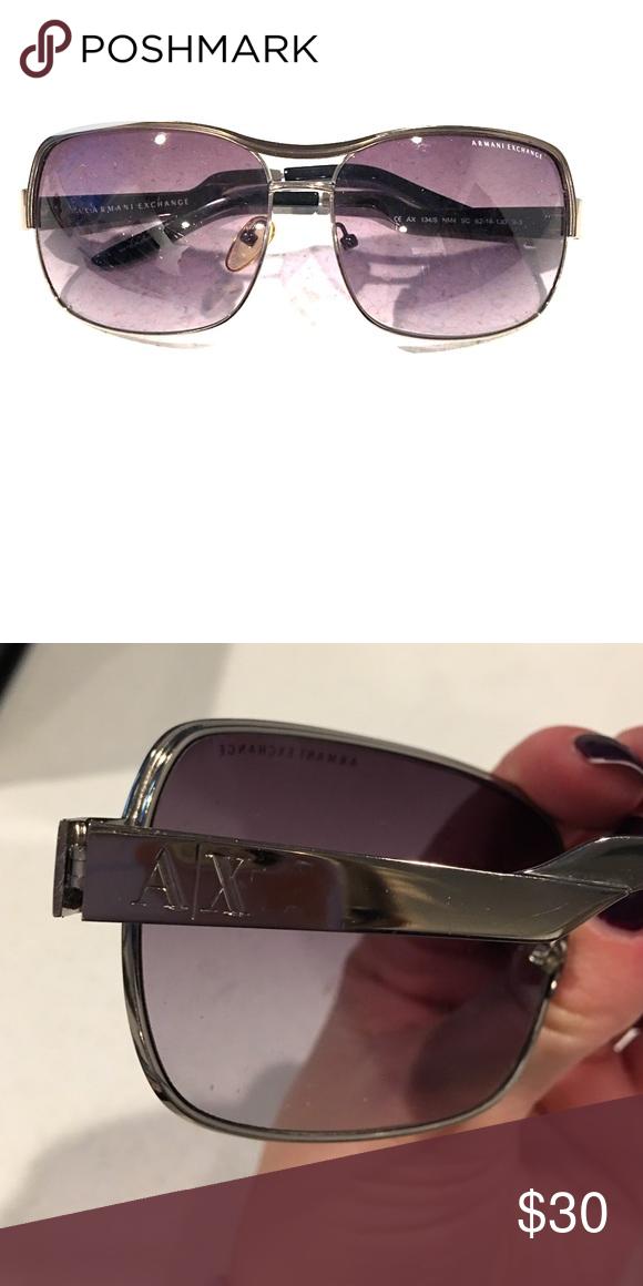 d139f6f6da08 Armani exchange sunglasses Armani exchange women s sunglasses a few tiny  scratches on the lens. A X Armani Exchange Accessories Glasses