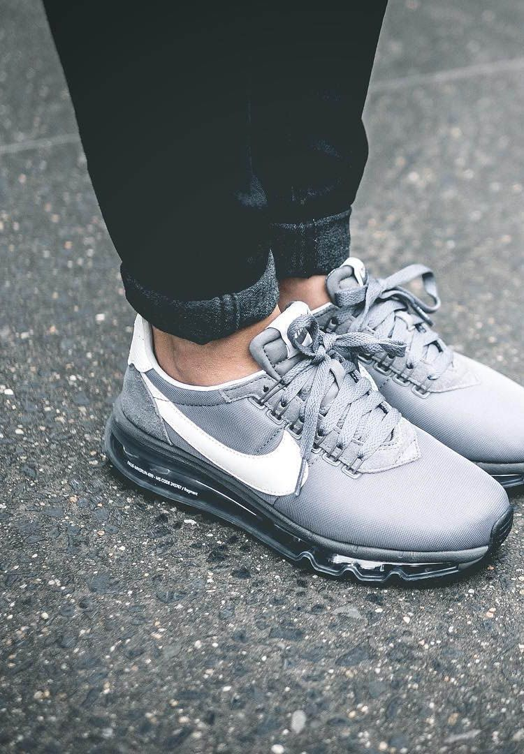 best service d0952 6b1ed Fragment Design Air Max LD Zero Cool Grey