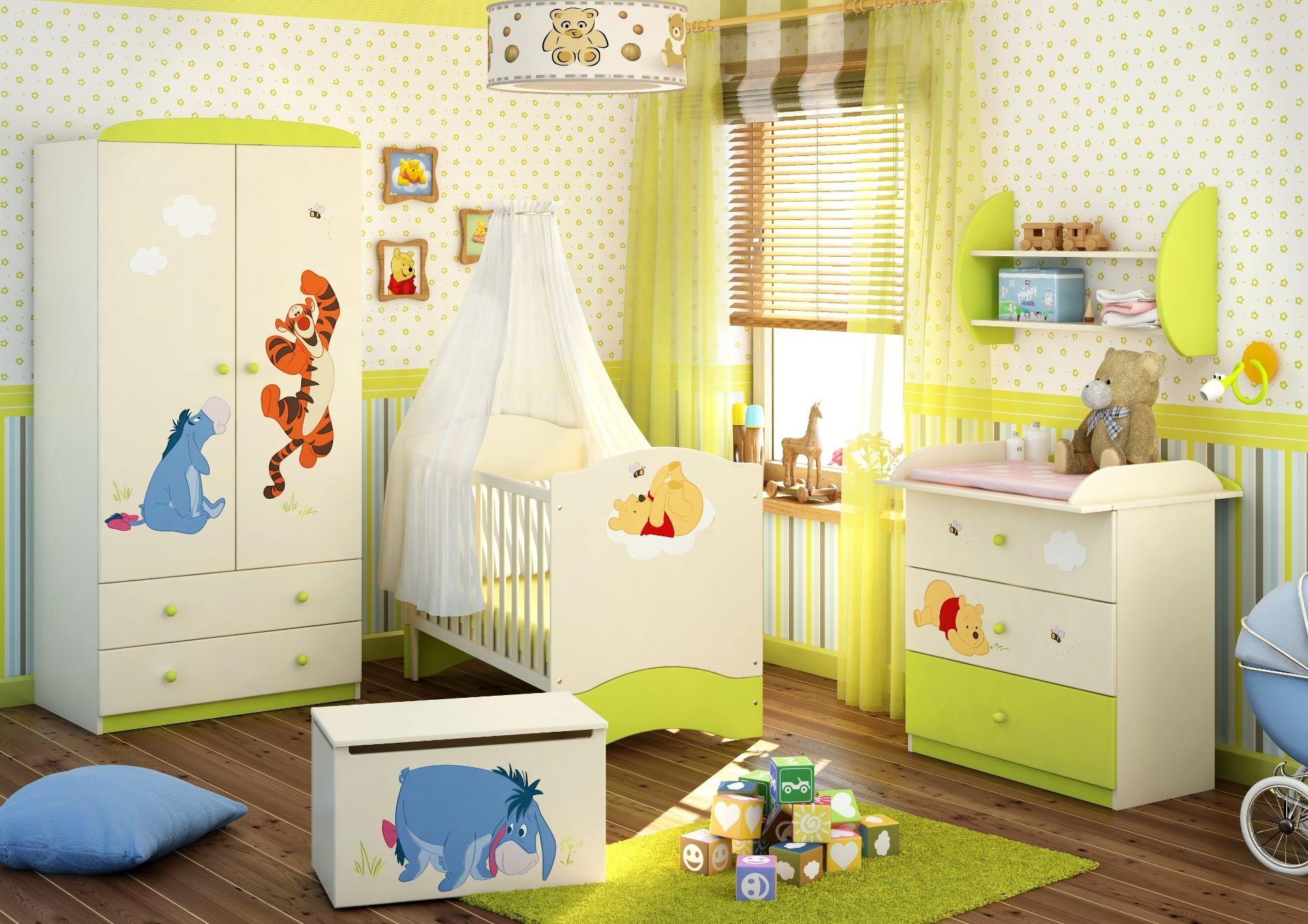 Verschiedene Kinderzimmer Gestalten Junge Galerie Von
