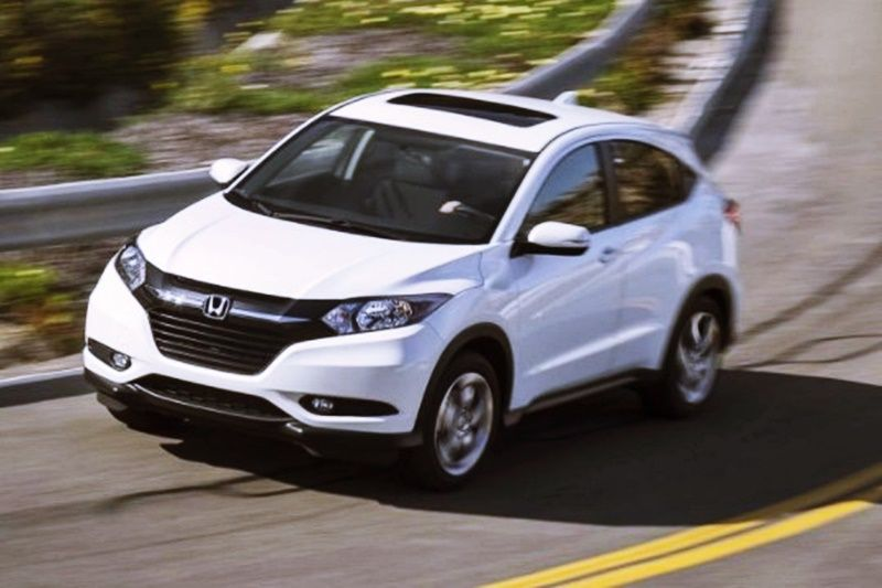 2019 Honda Crossover HRV Specs Review Carros