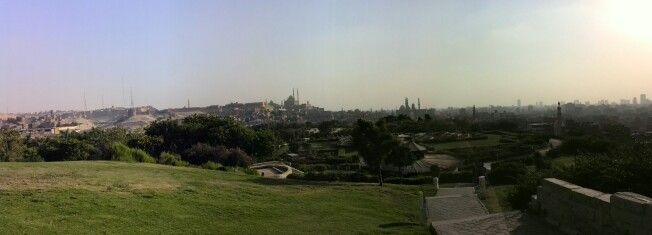 Small section from Azhar park.