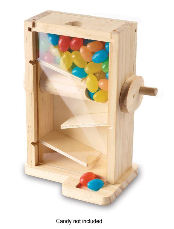 Candy Maze Kit Candy Maze Carpentry Kit (Junior Level) | Main photo (Cover)