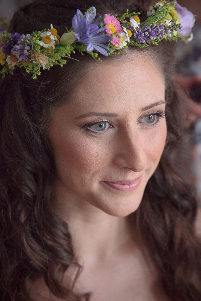 Boho Wedding with wildflowers of Maria&Martin in Thermo. | O Μποέμ Γάμος με αγριολούλουδα της Μαρίας και του Martin στο Θέρμο