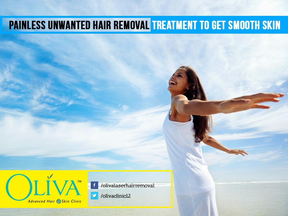 Temporary hair removal procedures have to be repeated