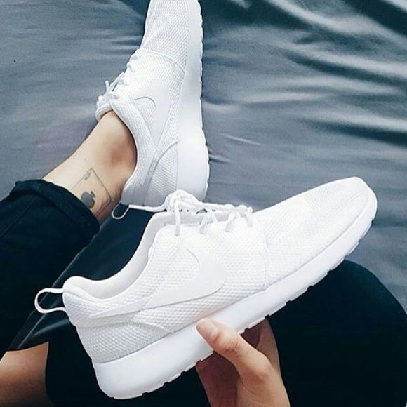 "more photos c8755 c2c1a Nike Roshe One ""Triple White"